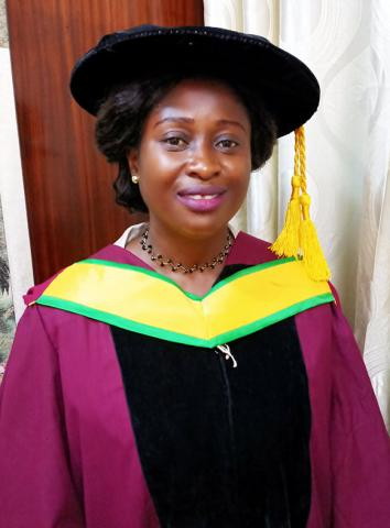 Dr. (Mrs) Gladys Tuo